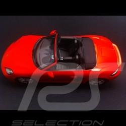 Porsche 718 Boxster type 982 2016 orange 1/18 Spark WAP0212060H