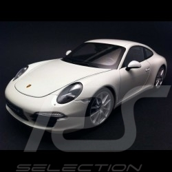 Porsche 991 Carrera S weiß 1/18 Welly 18047