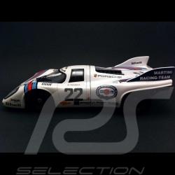 Porsche 917 K Martini Vainqueur Winner Sieger Le Mans 1971 n° 22 1/18 Norev MAP02102514