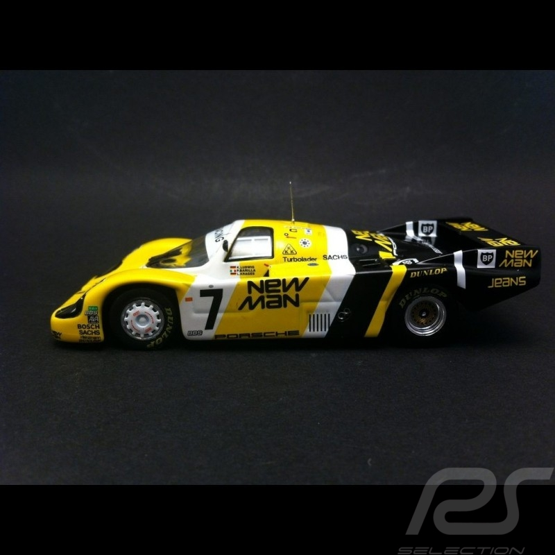 Porsche 956 LH winner Le Mans 1985 n° 7 New Man 1/43 CMR 43007
