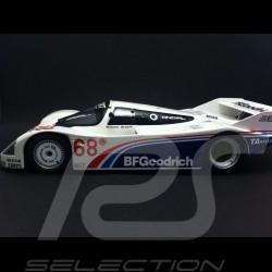 Porsche 962 C Vainqueur Riverside 1985 n° 68 1/18 Norev 187401
