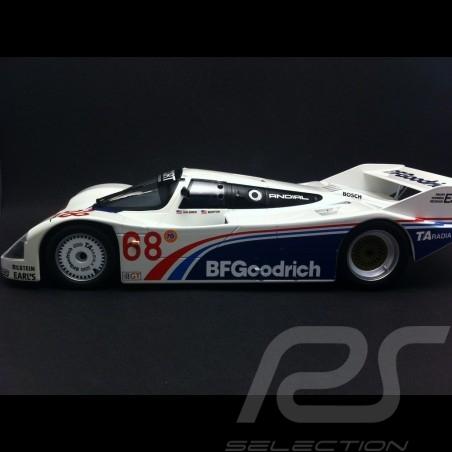 Porsche 962 C Riverside 1985 n° 68 1/18 Norev 187401