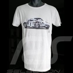 T-shirt Porsche 904 Carrera 1964 blanc homme