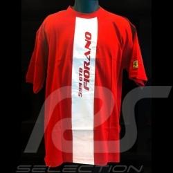 T-shirt Ferrari 599 GTB Fiorano rouge homme