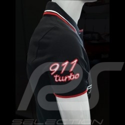 Polo Porsche  911 Turbo schwarz  Herren Porsche Design WAP670