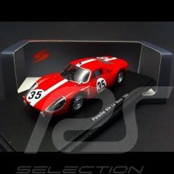 Porsche 904 Le Mans 1964 n ° 35 Filipinetti 1/43 Spark S3441