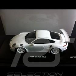 Porsche 991 GT3 RS 2015 weiß 1/18 Spark WAX02100018