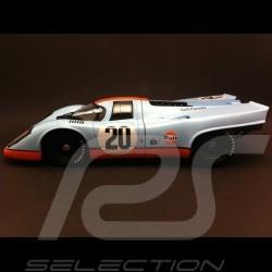 Porsche 917 K Le Mans 1970 n° 20 Gulf Steve Mc Queen 1/18 Norev 187584