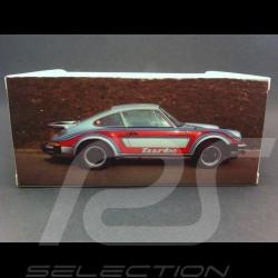 Porsche 911 turbo RS 1974 Von Karajan bandes Martini 1/43 Spark MAP02061314
