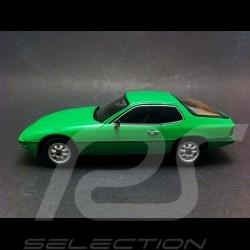 Porsche 924 Transaxle 1976 green 1/43 Spark MAP02004916
