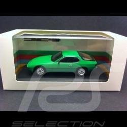 Porsche 924 Transaxle 1976 verte 1/43 Spark MAP02004916