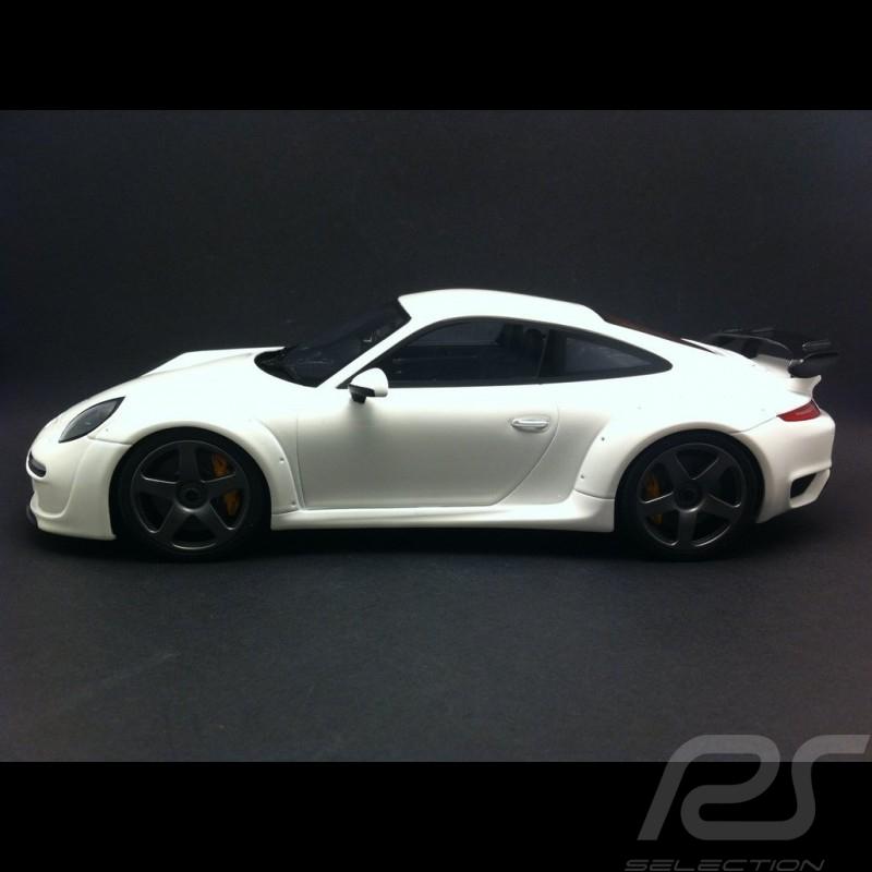 Porsche RUF RGT weiß 1/18 GT SPIRIT GT109