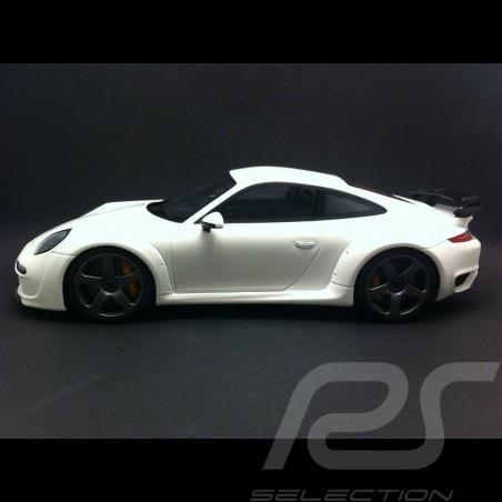 Porsche RUF RGT white 1/18 GT SPIRIT GT109