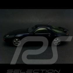 Porsche 928 GTS bleu métallisé 1/43 Spark MAP02005216