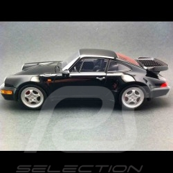 Porsche 911 type 964 Turbo noire 1/18 Welly 18026 black schwarz
