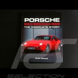 Livre Porsche 924 / 928 / 944 / 968 The complete Story
