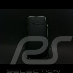 Porsche leather case for i-phone 5 918 Spyder Hybrid Porsche Design WAP9180010E