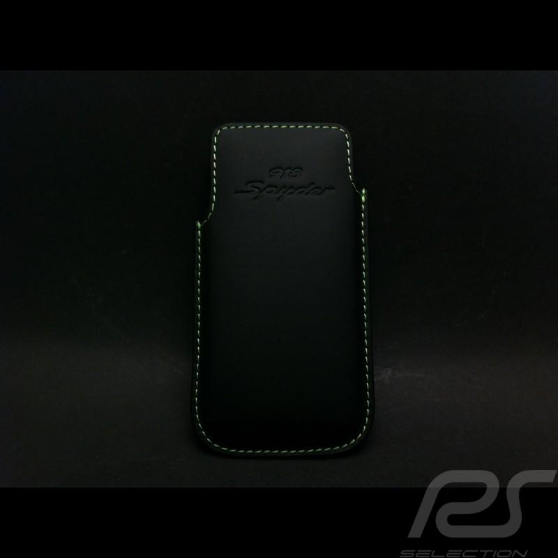 Porsche leather case for i-phone 5 918 Spyder Hybrid Porsche Design WAP9180010E