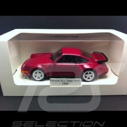 Porsche 964 Turbo 1990 Fuchsie 1/24 Welly MAP02493616
