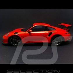 Porsche 991 GT3 RS 2015 lava orange 1/18 Spark MAP02103615