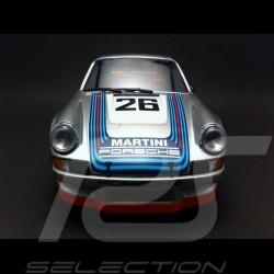 Porsche 911 2.8 Carrera RSR Martini n° 26 Vainqueur Dijon 1973 1/18 Minichamps 107736526