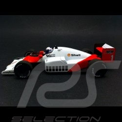 Mc Laren Tag Porsche MP4 2C Alain Prost Weltmeister 1986 1/43 Minichamps 436860001