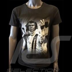 Steve McQueen The man Le Mans T-shirt Homme men herren