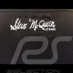 T-shirt  Steve McQueen The man Le Mans black - Men