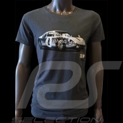 T-shirt Porsche 904 Carrera 1964 bleu marine - homme