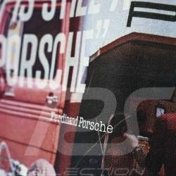 """T-shirt Porsche """"Of course it is still a Porsche"""" Adidas white - men"""