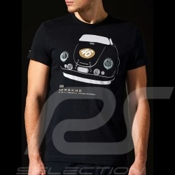 T-shirt Porsche 356 n° 46 Adidas black - men