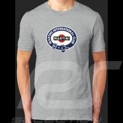 T-Shirt Martini International Club Schwarz - Herren