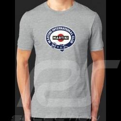 T-Shirt Martini International Club gris - homme