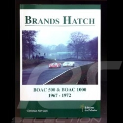 Book Brands Hatch - BOAC 500 & BOAC 1000 1967-1972