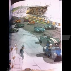 Book Les 800 heures Le Mans 1923-1966 Paul Frère