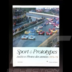 Buch Sport & Prototypes archives photos 1970-79
