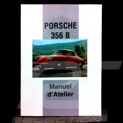 Livre Porsche 356 B - Manuel d'atelier