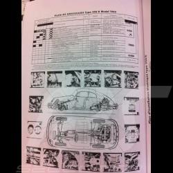 Buch Porsche 356 B - Manuel d'atelier