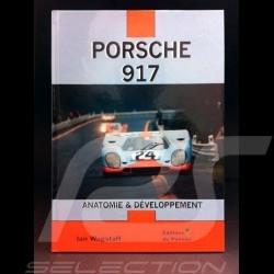 Book Porsche 917 Anatomie et développement