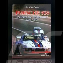 """Buch Porsche 935 """"La Reine des Silhouettes"""" 1976-1982"""