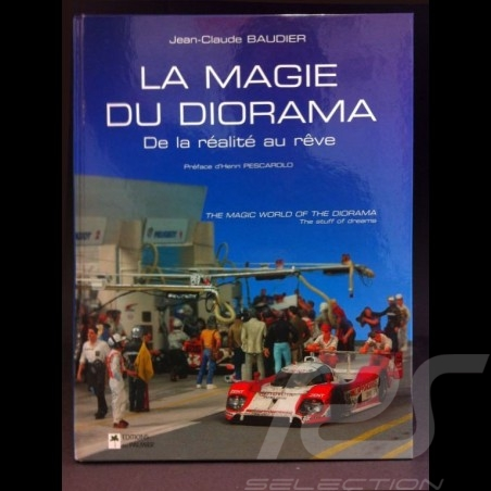 Book La Magie du Diorama, de la réalité au rêve