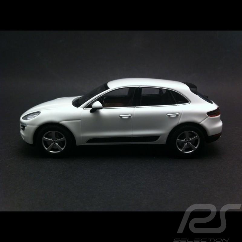 Porsche Macan blanc 2013 1/43 Minichamps 410062601