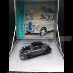 Mercedes-Benz 180 Ponton noir 1/43 Minichamps B66041025