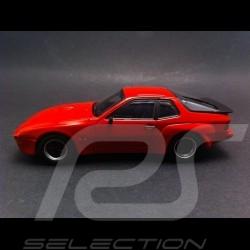 Porsche 924 Carrera GT 1981 rouge indien 1/43 Maxichamps 940066120