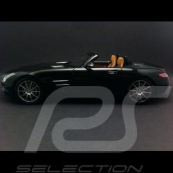 Mercedes SLS AMG Roadster schwarz 1/18 Minichamps B66960166