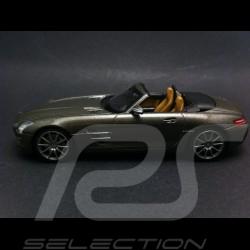 Mercedes SLS AMG Roadster grey 1/43 Schuco B66960036