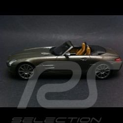 Mercedes SLS AMG Roadster gris 1/43 Schuco B66960036