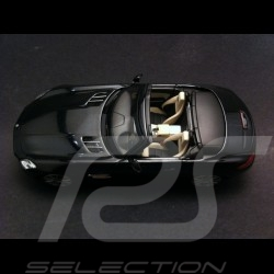 Mercedes SLS AMG Roadster noir 1/43 Schuco B66960035