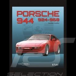Livre Book Buch Porsche 944 - 924 - 968