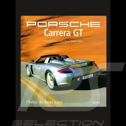 Livre Porsche Carrera GT